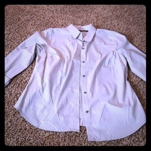 APT 9 : Button Down shirt size 12